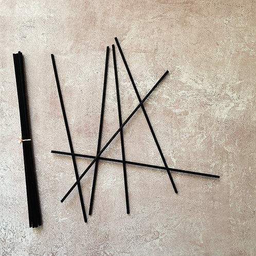 Black Fibre Reeds