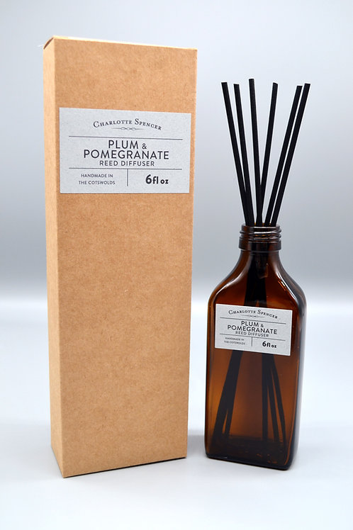 Plum & Pomegranate Reed Diffuser