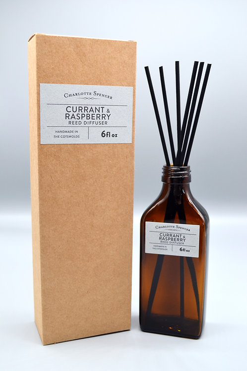 Currant & Raspberry Reed Diffuser