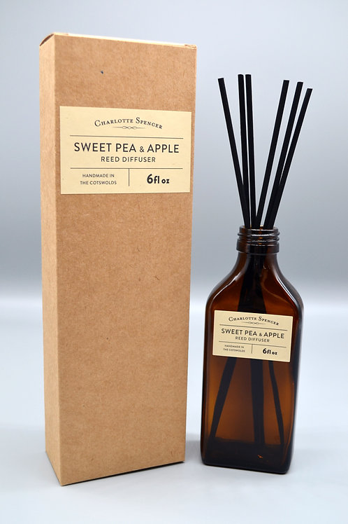 Sweet Pea & Apple Reed Diffuser