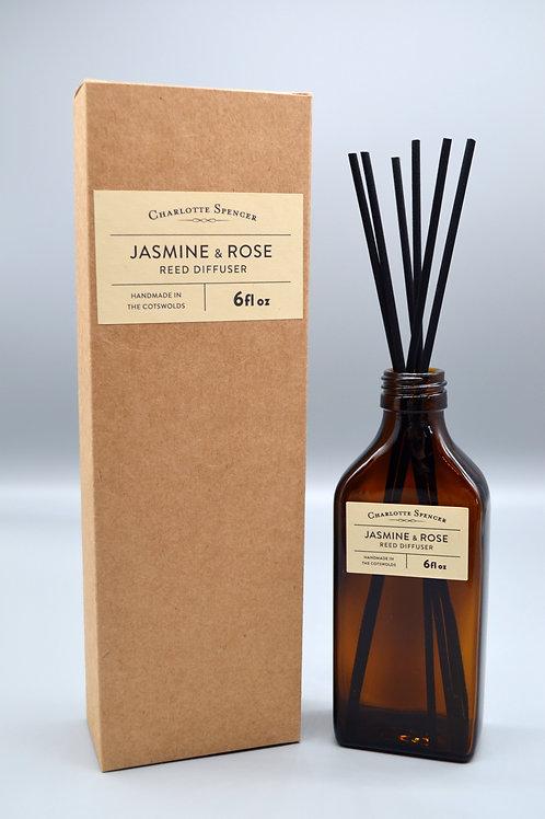 Jasmine & Rose Reed Diffuser