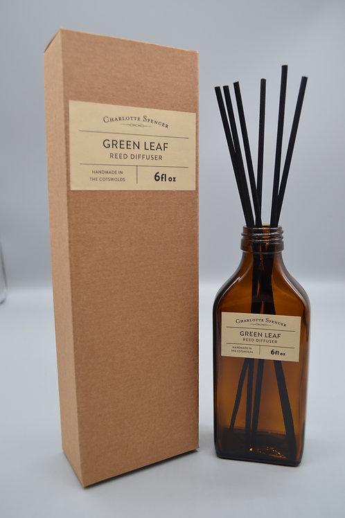Green Leaf Reed Diffuser