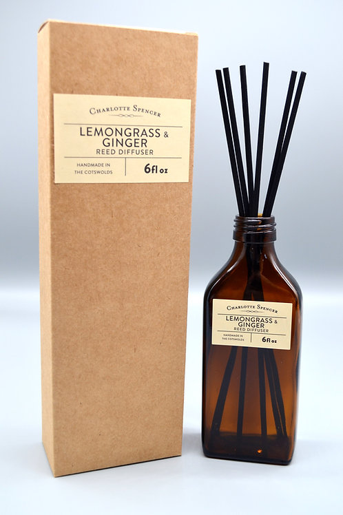 Natural Base Reed Diffusers BOTANY (FLORALS)