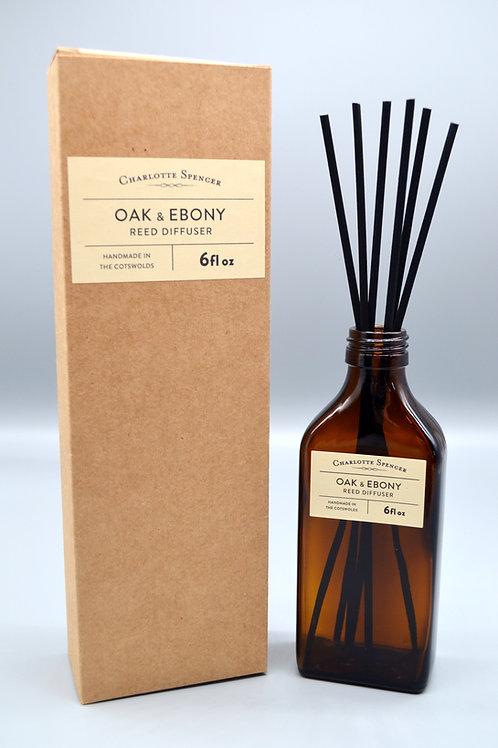 Oak & Ebony Reed Diffuser