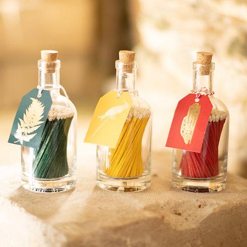 Luxury Bottled Matches