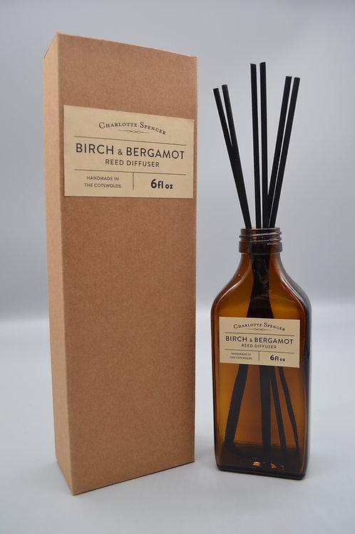 Birch & Bergamot Reed Diffuser