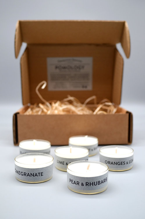 Pomology Tealight Gift Set