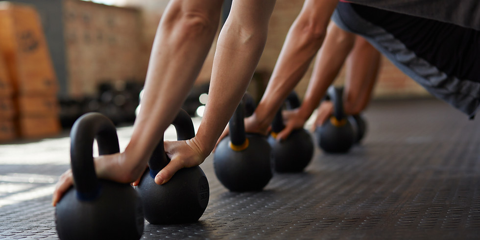 Real Fit fitness class