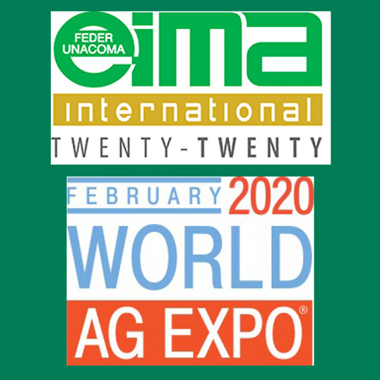 EIMA and World Ag Expo announce their cooperation as sister shows
