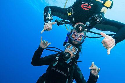 Adventure Scuba DIivng Bali PADI IDC Bal