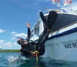 Adventure Scuba Diving Bali - Darren over the edge.jpg