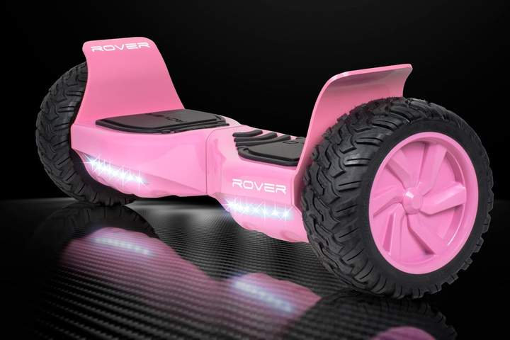 """Halo Rover Hoverboard 8.5"""" - Pink Edition"""