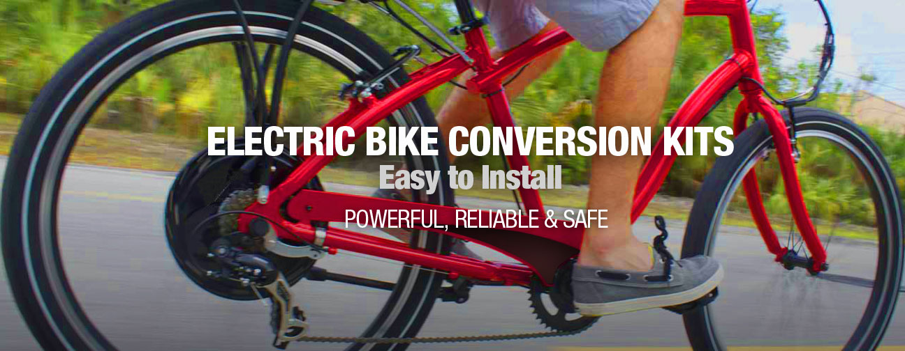 Electric Conversion Kits