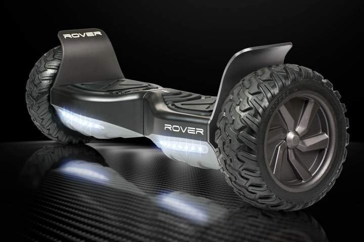 "Halo Rover Hoverboard 8.5"" - Black Edition"