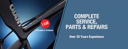 Service Parts Repair