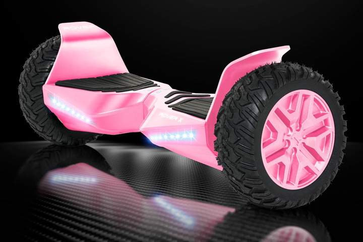"Halo Rover X Hoverboard 8.5"" - Pink Edition"