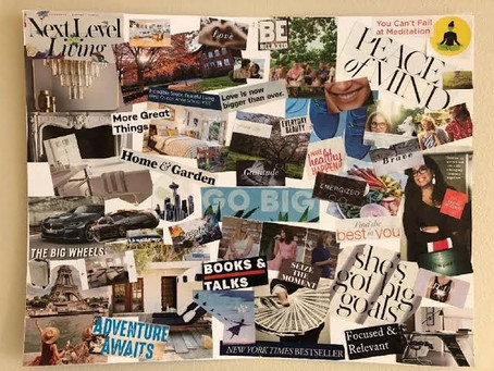 How to Create a Vision Board that Really Manifests Your Dream Life!