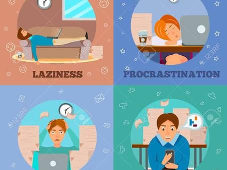 How to Overcome Laziness & Beat Procrastination - 7 Practical Tips