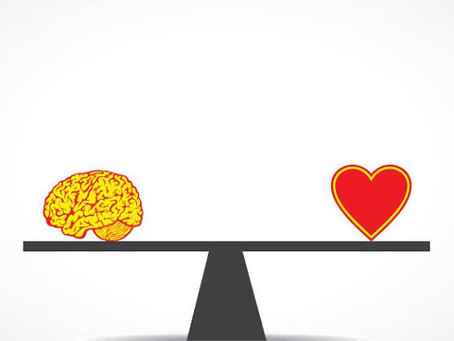 Head Vs Heart- How to Listen to your Intuition & Follow your Heart