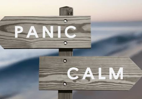 How to Remain Calm Amidst Outer Chaos - 6 Powerful Tools