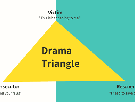 How to Opt Out of The Drama Triangle & Be the Creator of Your Own Life!