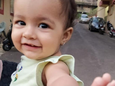 10 Life Lessons that a 1 Year Old Child can Teach You