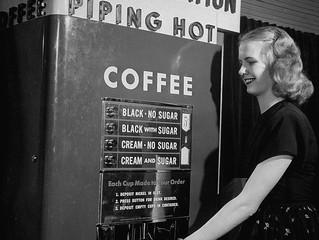Historia del Vending