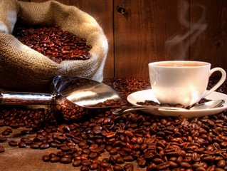 Història del cafè