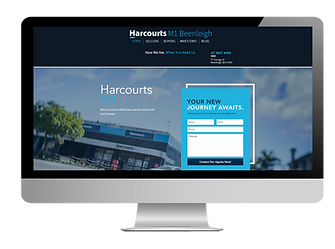 Harcourts M1 VIP wesbite - by Anerley Ma