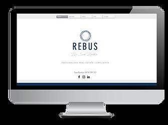 Rebus wesbite - by Anerley May Designs.p
