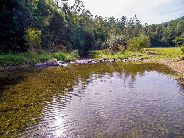 Jacaranda Hill Retreat river2