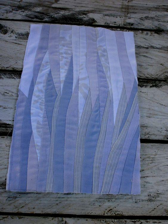 Wind wavy lines