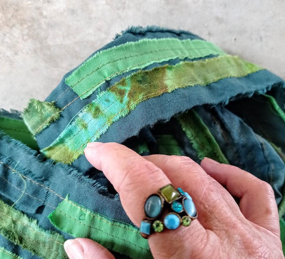 Green turquosie colors
