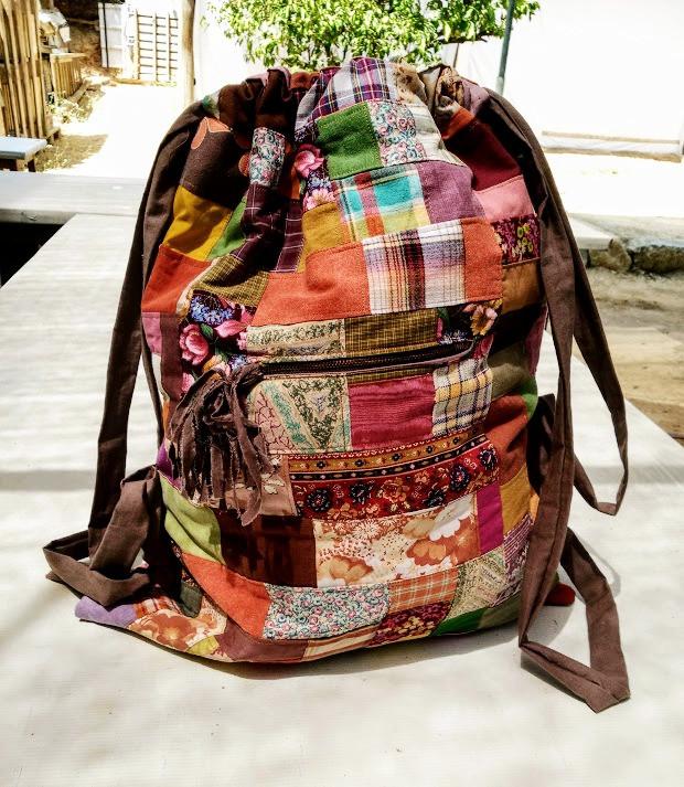 Crumb backpack
