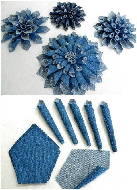 http://www.diyncrafts.com/15200/repurpose/40-incredible-repurposing-projects-for-old-jeans-that-you-just-arent-ready-to-toss