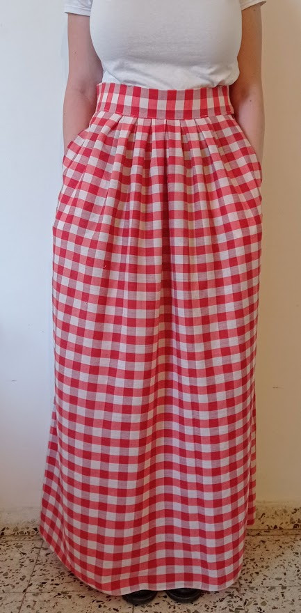 The long skirt version