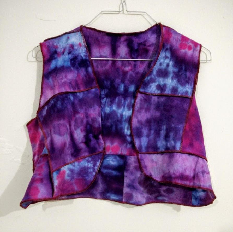 T shirt vest