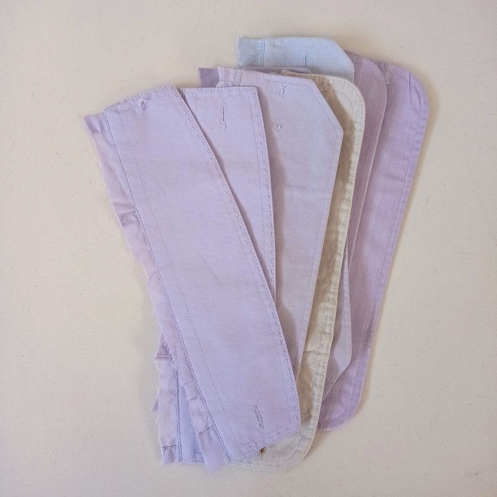 fabric shirt cuffs