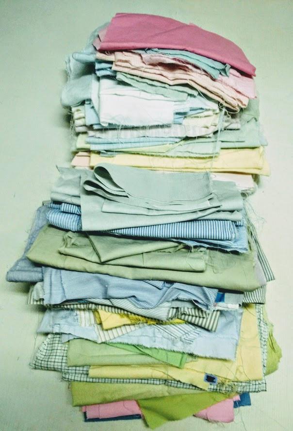 Starter fabric pack