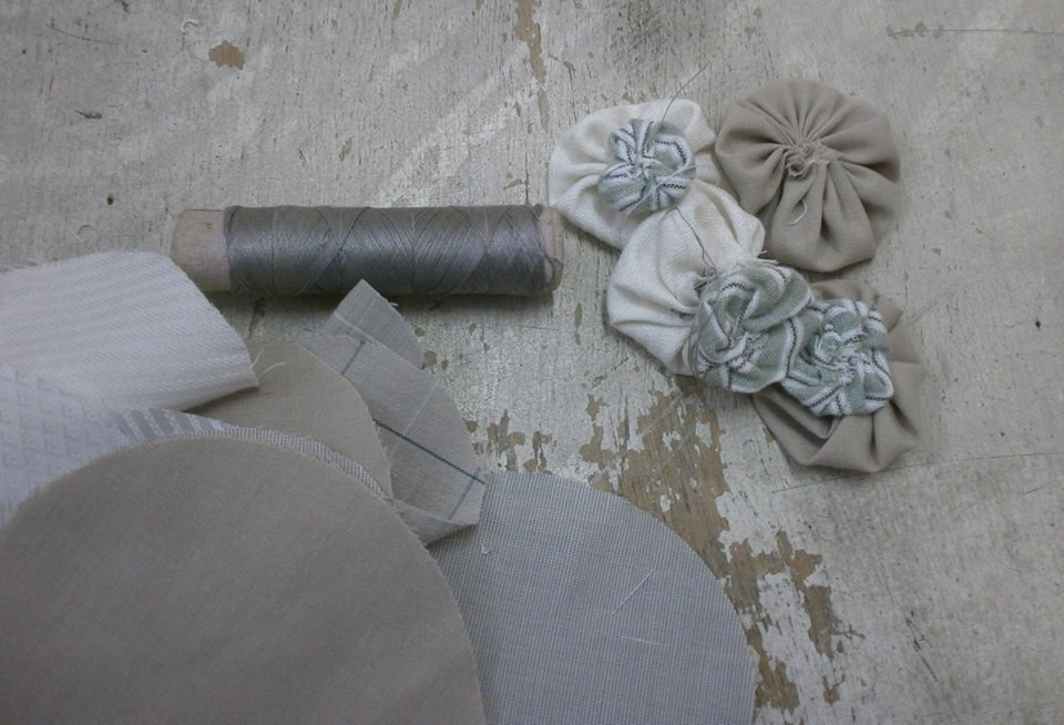 Greys and taupes