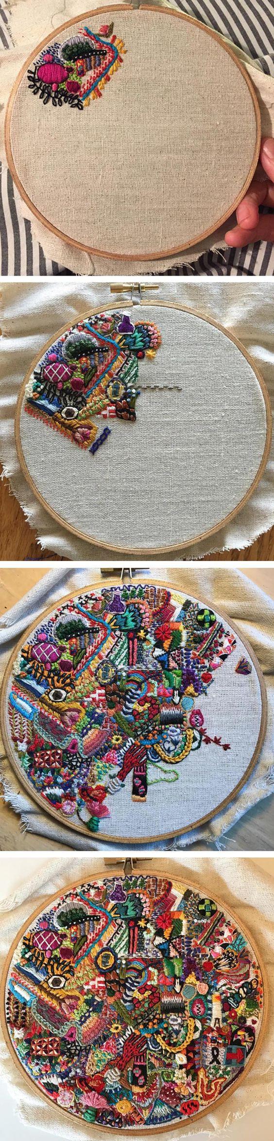 http://www.brwnpaperbag.com/1-year-of-stitches-michelle-anais-beaulieu-morgan/