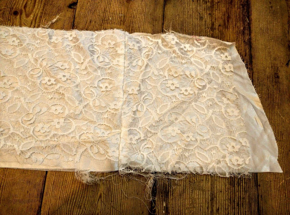 Last Piece of Wedding Dress