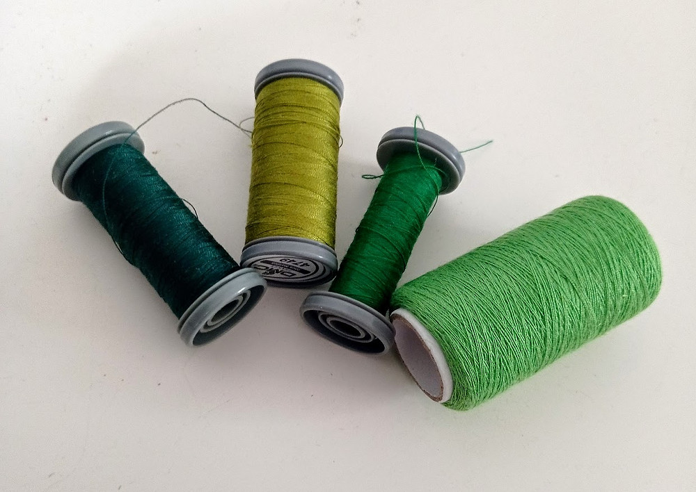 A selection of threads