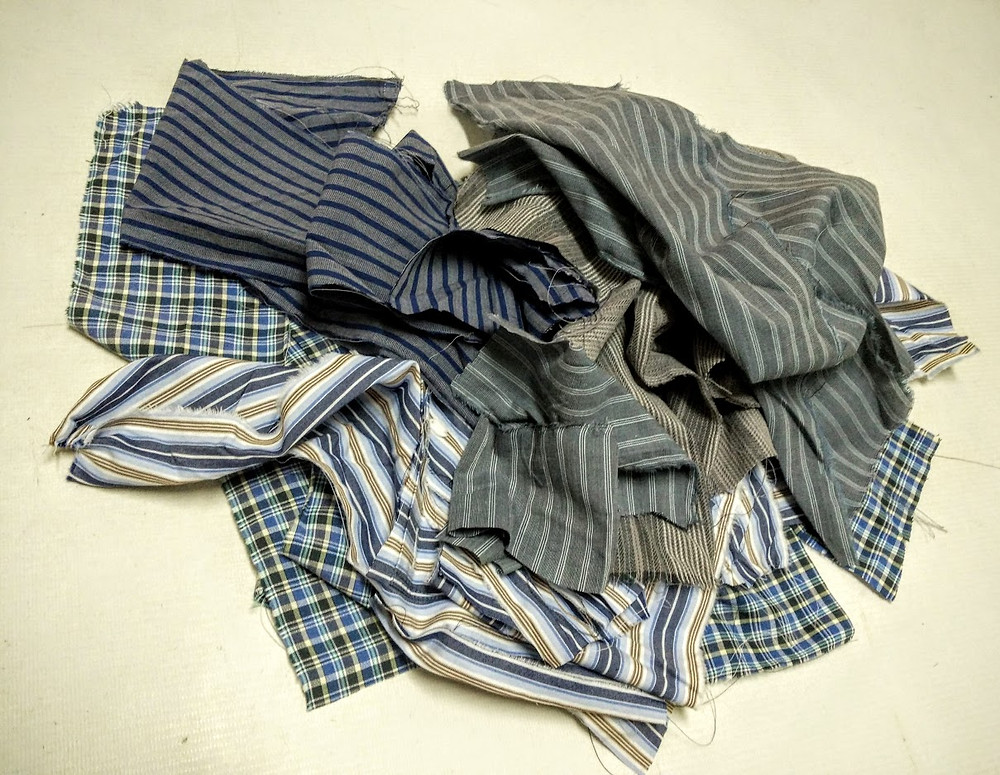 Choosing fabrics