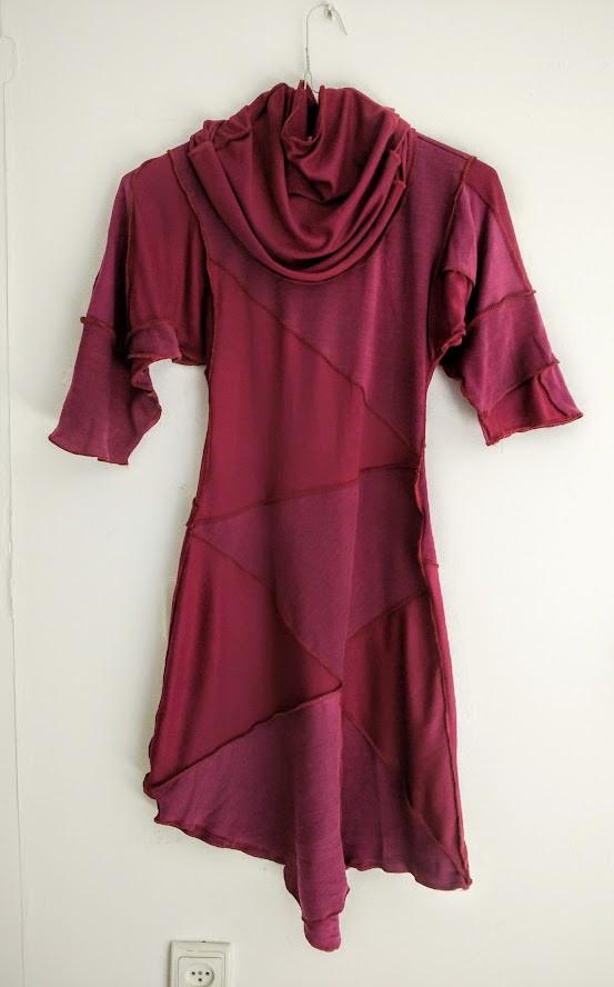 T shirt tunic dress