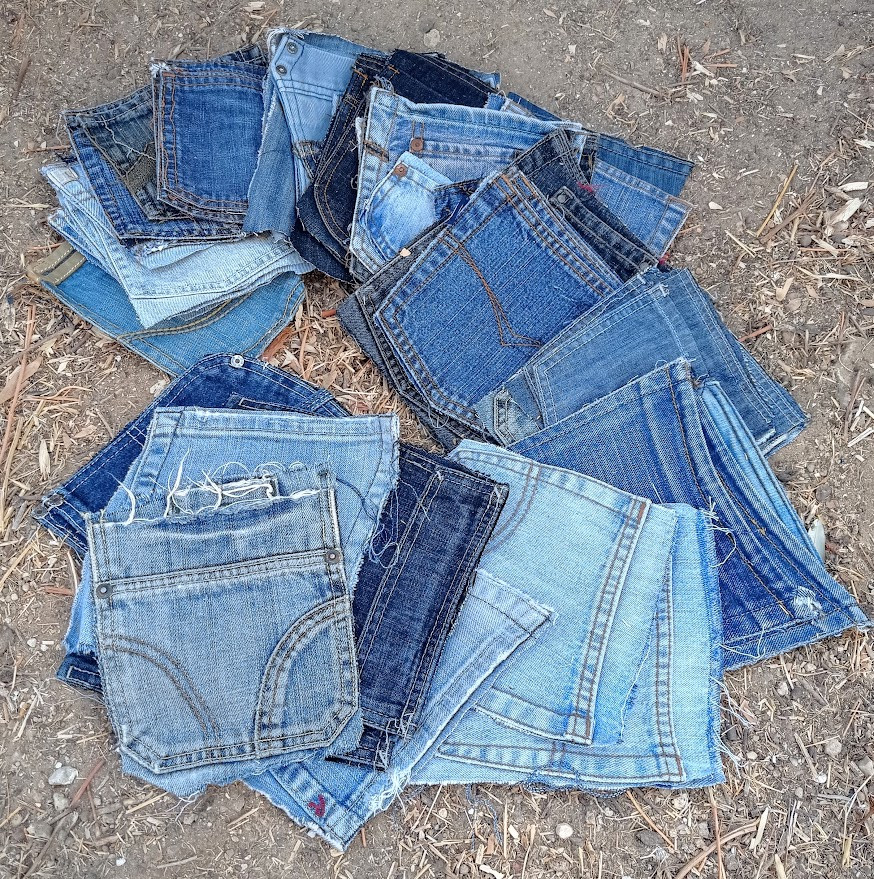 Jeans pockets