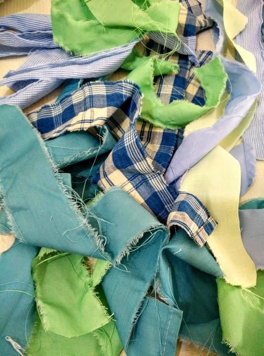 Fabric remnants
