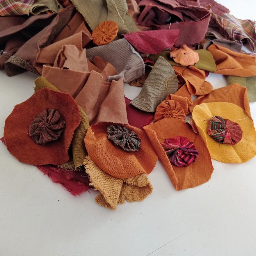 The autumn color mix