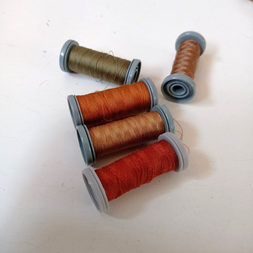 Threads for stitching