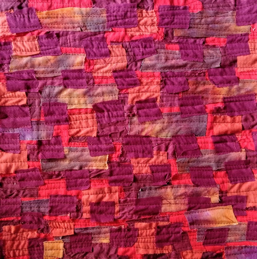 New fabric from scraps